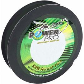 Linha Power Pro HI-VIS Verde Musgo 92m