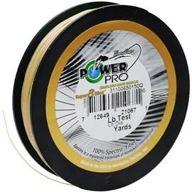 Linha Power Pro Super 8 Slick Amarelo 135m