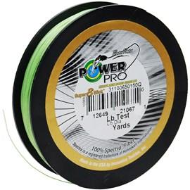 Linha Power Pro Super 8 Slick Verde - 275m