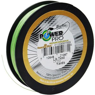 Linha Power Pro Super 8 Verde 135m