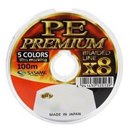 Linha Sasame PE Premium X8 LDY-7 100m
