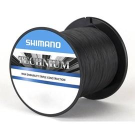 Linha Shimano Technium - 0,355mm - 25,3lb - 300m
