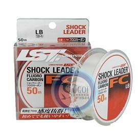 Linha Shock Leader Linesystem FC (80lb) 50m