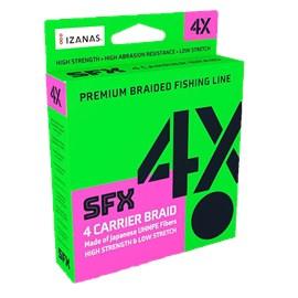 Linha Sufix SFX Braid 4X 300m (Multi Color)