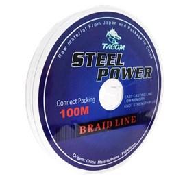 Linha Tacom Steel Power (100m)