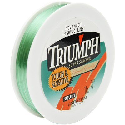 Linha Triumph Super Strong 300m (0,52mm)