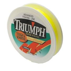 Linha Triumph Super Strong Amarelo 300m