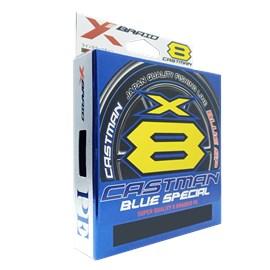 Linha X-Braid Castman Blue Special X8 (300m)
