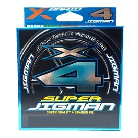 Linha X-Braid Super Jigman X4 (300m)