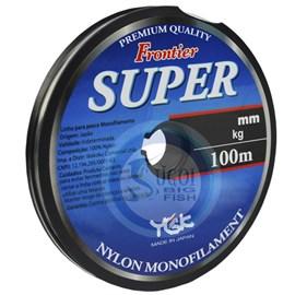 Linha YGK Frontier Super 0,26mm (100m)