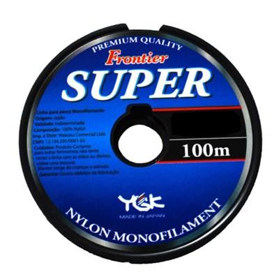 Linha YGK Frontier Super 0,33mm (100m)