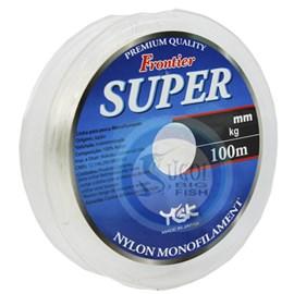 Linha YGK Frontier Super 100M (0,80mm)
