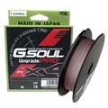 Linha YGK G-Soul Upgrade Pro PE X4 300m