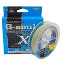 Linha YGK Real Sports G-Soul Super Jig Man X4 PE 2 (30lb) 300m