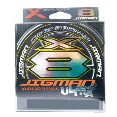 Linha YGK X Braided Ultra 2 Jigman X8