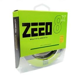 Linha Zeeo Multifilamento 8X 150m Verde Musgo