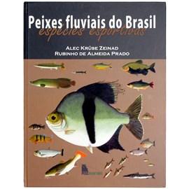 LIVRO PEIXES FLUVIAIS DO BRASIL