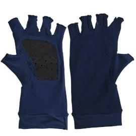 Luva Ballyhoo Jig S/ dedo 103 Azul Marinho