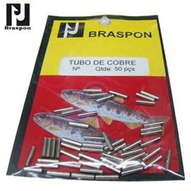 Luva Braspon® Nº4 c/50 8707