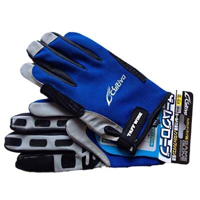 Luva Cultiva Jigging 9919 L Blue