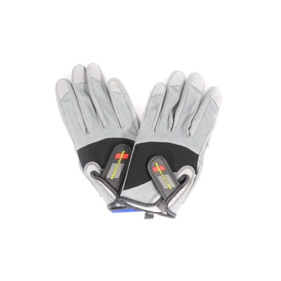 LUVA MAJOR CRAFT GLOVE M MCJG-M/GY CINZA 10085