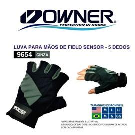 LUVA OWNER 2-0-9654 LL C/5 DEDOS