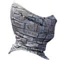 Máscara de Proteção Solar Faca na Rede - Black Neck - Fish