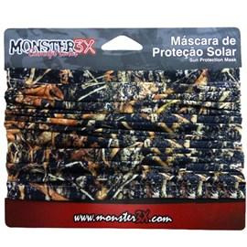 Máscara de Proteção Solar Monster 3X - Camo 03