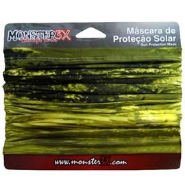 Máscara de Proteção Solar Monster 3X - Deep Yellow
