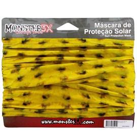 Máscara de Proteção Solar Monster 3X (Dourado)