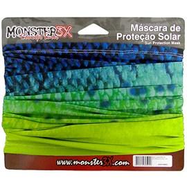 Máscara de Proteção Solar Monster 3X (Dourado do Mar)