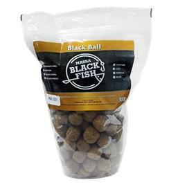 Massa Black Fish Black Ball (300g)