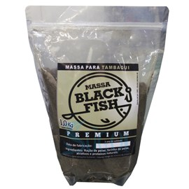 MASSA BLACK FISH PREMIUM TAMBA (1KG)