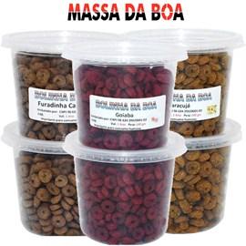 Massa da Boa Bolinha Furadinha - 140g
