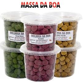 Massa da Boa Bolinha Tilápia - 140g
