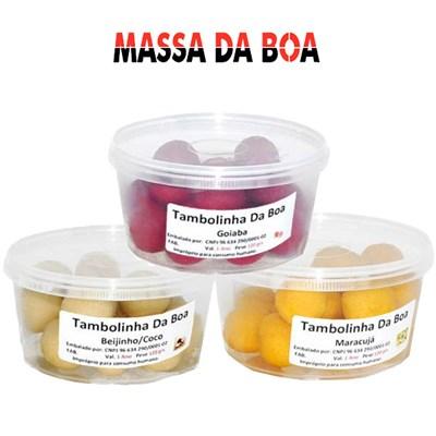 Massa da Boa - Tambolinha - 120g