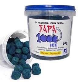 Massa Japonesa Bolinha Japa 1000 Blue Ice Pote 90g