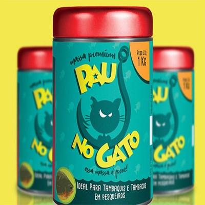Massa Pau no Gato - Premium - 1k
