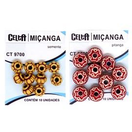 Miçanga Celta 9700 C/10 Unidades