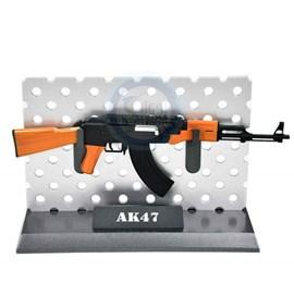 Miniatura Brasil Equipamentos Arsenal Guns - Fuzil de Assalto AK-47
