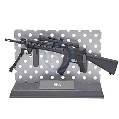 Miniatura Brasil Equipamentos Arsenal Guns - Sniper SPR (SR-25)