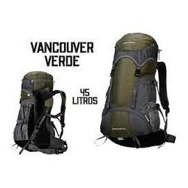 Mochila Guepardo VANCOUVER 45l - Verde - 045025
