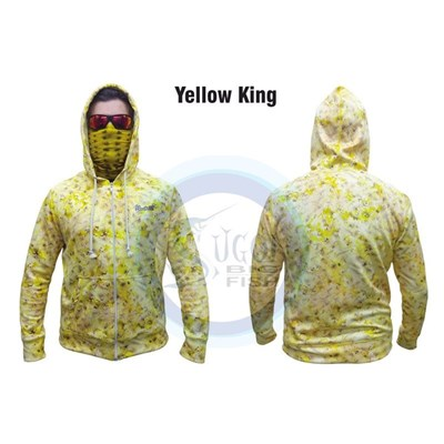 MOLETOM MONSTER 3X DRY - FIT - YELLOW KING - G