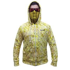 Moletom Monster 3X Dry Fit Yellow King (XG)