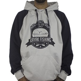 Moletom Rock Fishing Kaiak Gelo G