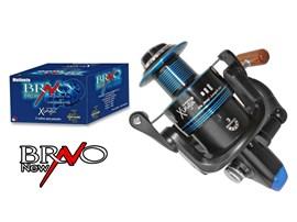 Molinete Bravo 4000  New 4000 XV2156 - Rol 3 - Veloc 5.1:1