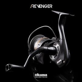 Molinete Okuma Revenger Pro RPV-80