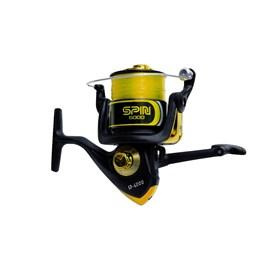 Molinete Plus Fish Spin - 1 Rol - Veloc 4.8:1