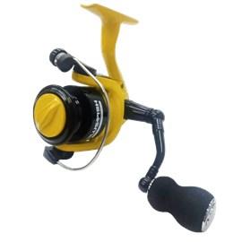 Molinete Plusfish Nano Pro 200 Amarelo
