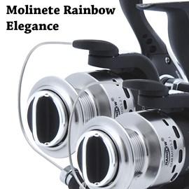Molinete Rainbow Elegance